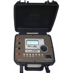 Terrometro TDIN 20k
